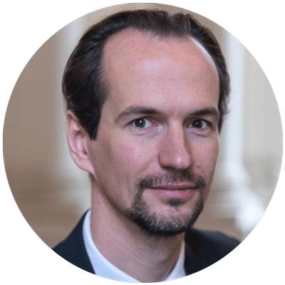 "David Gruson, enseignant Forcomed du programme ""Intelligence artificielle et Radiologie""."